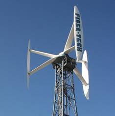 windkraftanlagen f r einfamilienh user vertikale. Black Bedroom Furniture Sets. Home Design Ideas